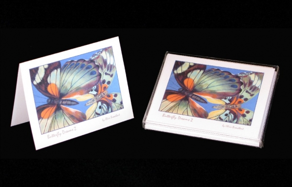 Note Card - Butterfly Dreams 2