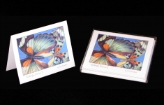 Butterfly Dreams 2 Note card