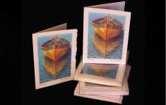 Boxed Art Cards - At Anchor