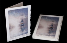 Boxed Art Cards - Out of the Mist