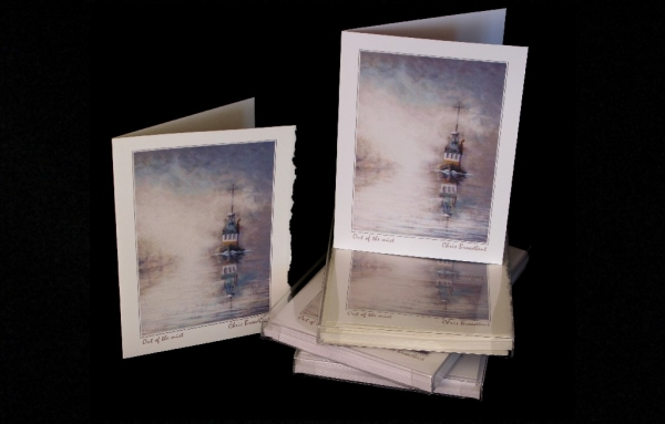 Art Card - Coastal - Out of the Mist