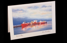 Coastal - Patricia Bay - Art Card