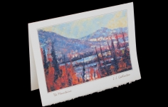 Boxed Art Cards - The Mountains