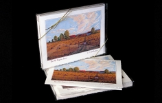 Boxed Art Cards - The Old Wegener Farm