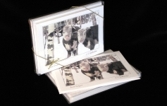 Snow Grazers boxed art cards