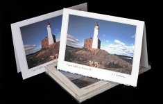 Coastal - Fisgard Lighthouse, Victoria, BC - Art Card