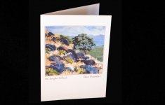 Boxed Art Cards - Mt. Douglas Hillside