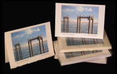 Boxed Art Cards - Sidney by the Seagulls